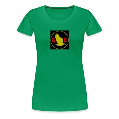 GERMAN EAGLES GHOSTS - Frauen Premium T-Shirt