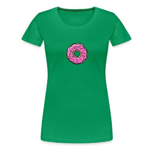 donut - Frauen Premium T-Shirt