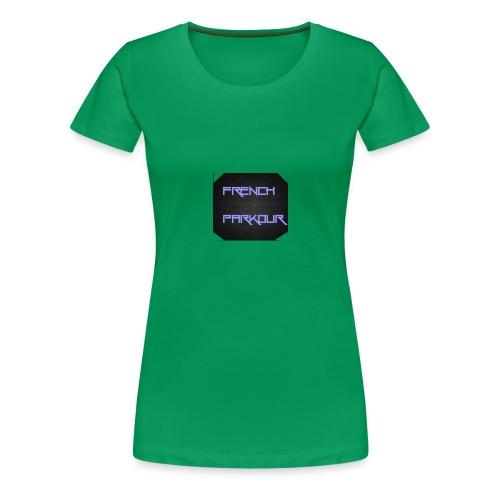 FrenchParkour - T-shirt Premium Femme