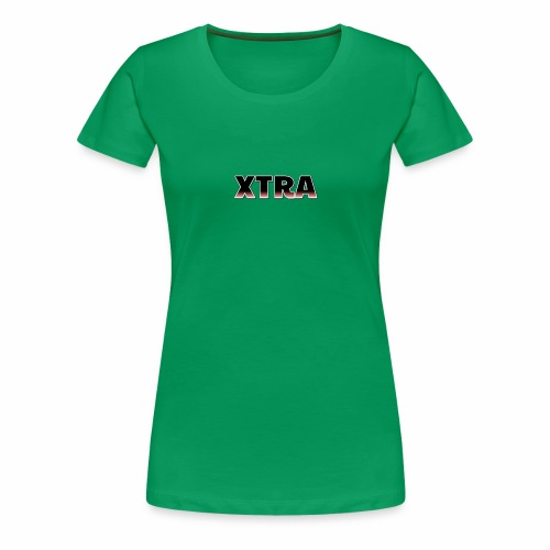 Xtra - Dame premium T-shirt