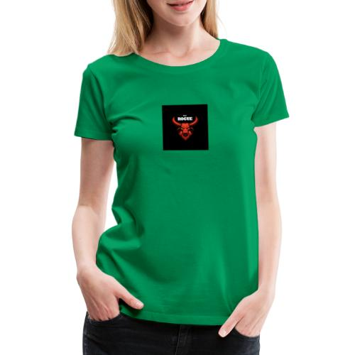 red Rogue - Dame premium T-shirt