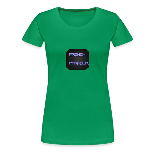 FrenchParkour - T-shirt Premium Femme