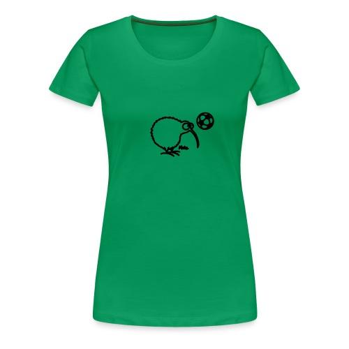 Kiwi WM - Frauen Premium T-Shirt