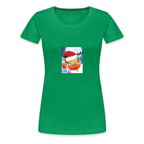 FireDotLess Xmas Merch! - Women's Premium T-Shirt