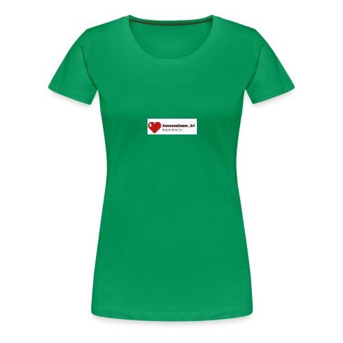 IMG 20190317 003942 - Women's Premium T-Shirt