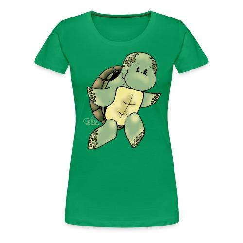 Schillikröt - Frauen Premium T-Shirt