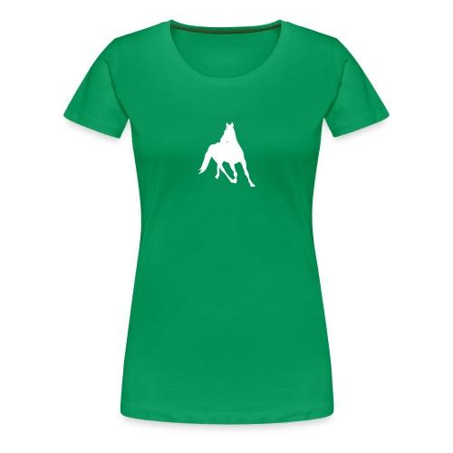 Cavallo al trotto - Maglietta Premium da donna