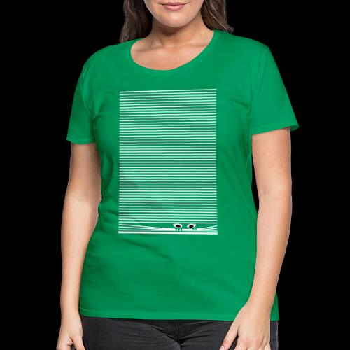 icu - Frauen Premium T-Shirt