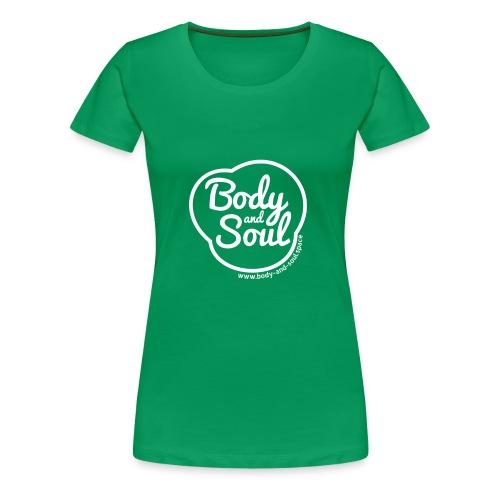 white bubbles - Women's Premium T-Shirt