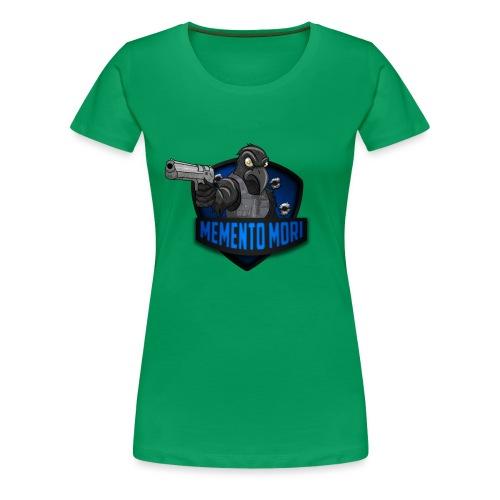 Memento Mori Logo - Frauen Premium T-Shirt