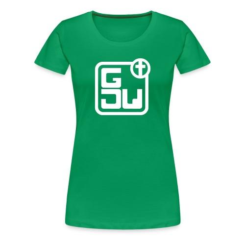 gjw logo - Frauen Premium T-Shirt
