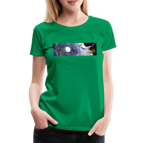 TIAN GREEN Shirts Women - Perle der Leidenschaft - Frauen Premium T-Shirt