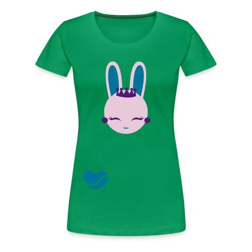 fluffyhead - Women's Premium T-Shirt