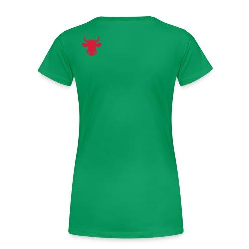 redox - Frauen Premium T-Shirt