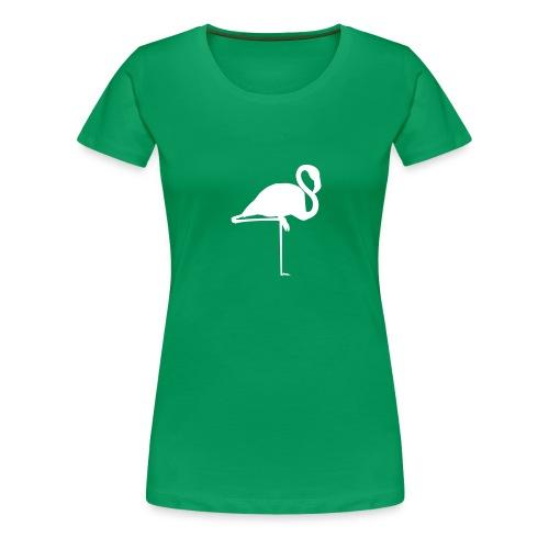 Fla:mingo Logo - Frauen Premium T-Shirt
