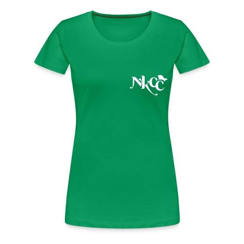nkcclogo - Frauen Premium T-Shirt