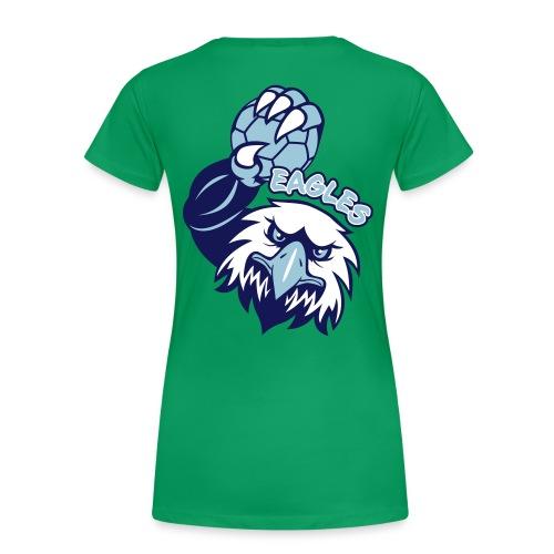 Eagles Handball - T-shirt Premium Femme