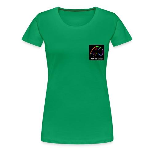 bitmap in dennis test 001 - Frauen Premium T-Shirt
