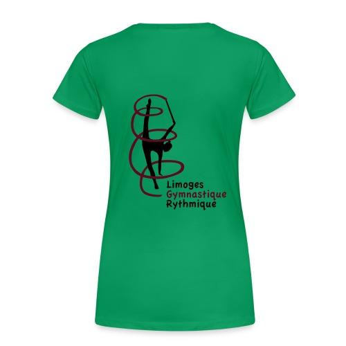 Limoges GR - T-shirt Premium Femme