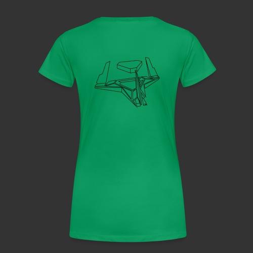 Burster - Frauen Premium T-Shirt