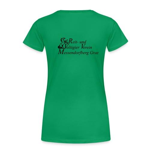 RVVM Logo - Frauen Premium T-Shirt