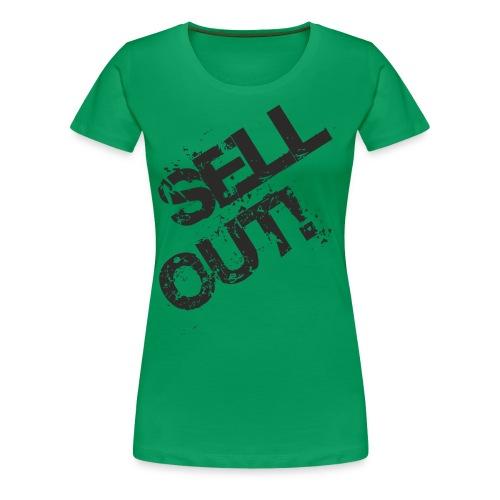 sell outf - Frauen Premium T-Shirt