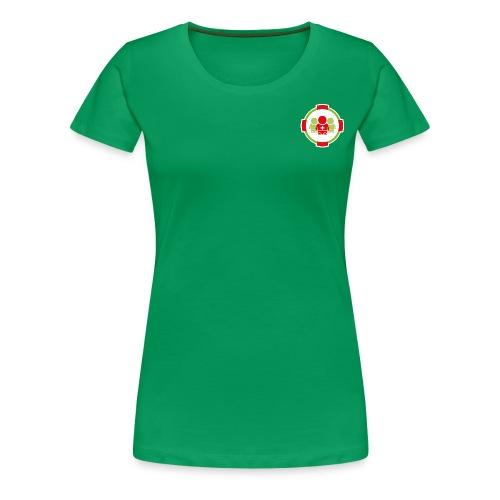 Schulsanitätsdienst - Frauen Premium T-Shirt