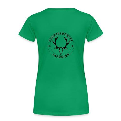 pjk logo transparent png - Frauen Premium T-Shirt