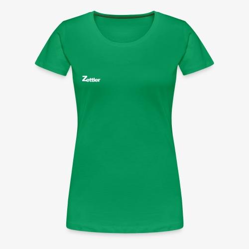 Zettler - Frauen Premium T-Shirt