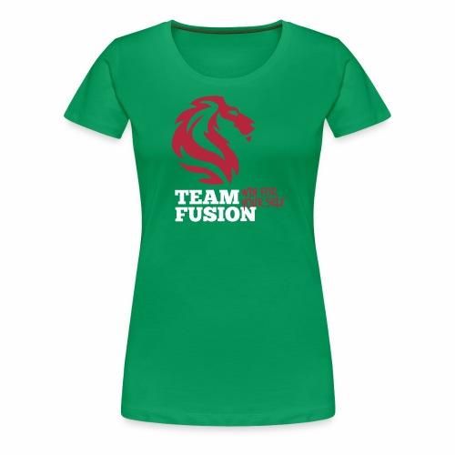 Team Mosso - Maglietta Premium da donna