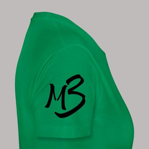MB13 logo - Women's Premium T-Shirt