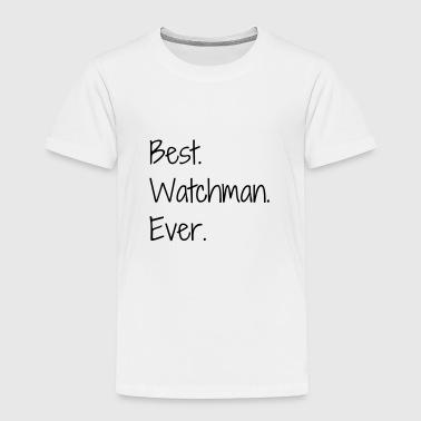 ochrony / nadzorca / czuwanie / monitorować - Koszulka dziecięca Premium