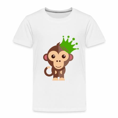 Kleins Äffchen - Kinder Premium T-Shirt