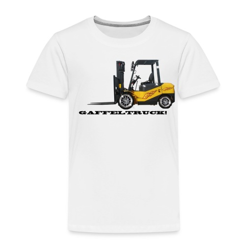 GAFFELTRUCK - Premium-T-shirt barn