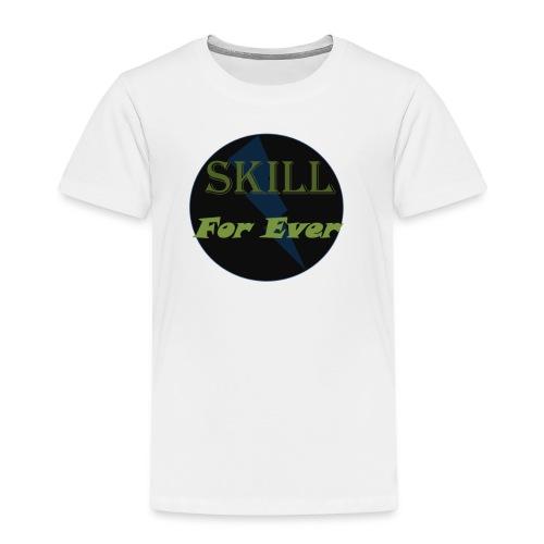 Skiller Shooter Merch - Kinder Premium T-Shirt