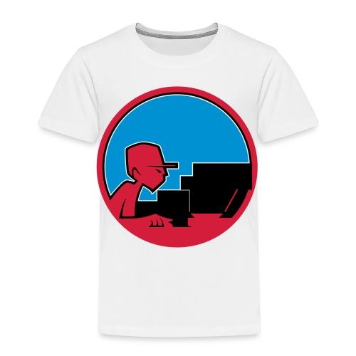 Raw Material Character Studio - Kids' Premium T-Shirt