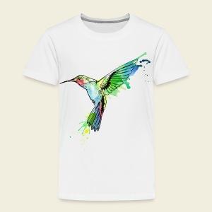 Kolibri Design - Kinder Premium T-Shirt