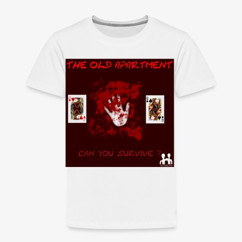 The Old Apartment Can You Survive ? Merch - Kinder Premium T-Shirt
