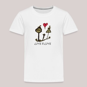 Love is Love - Kids' Premium T-Shirt