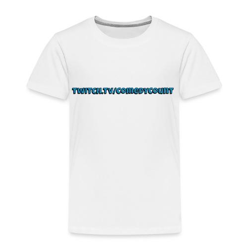 TWITCH - Børne premium T-shirt