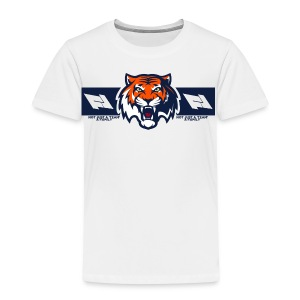 TIGER LOGO AND FOX LEARDER LOGO - Kids' Premium T-Shirt