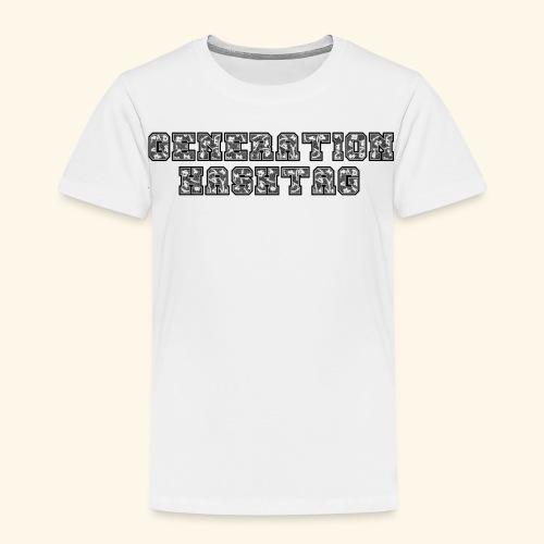Generation Hashtag - Kinder Premium T-Shirt