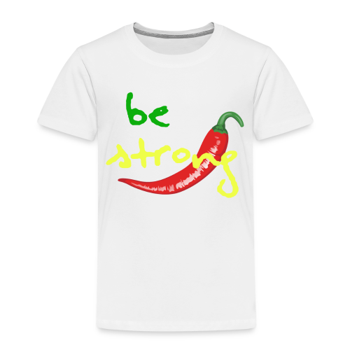 Chilli Collection - Premium T-skjorte for barn