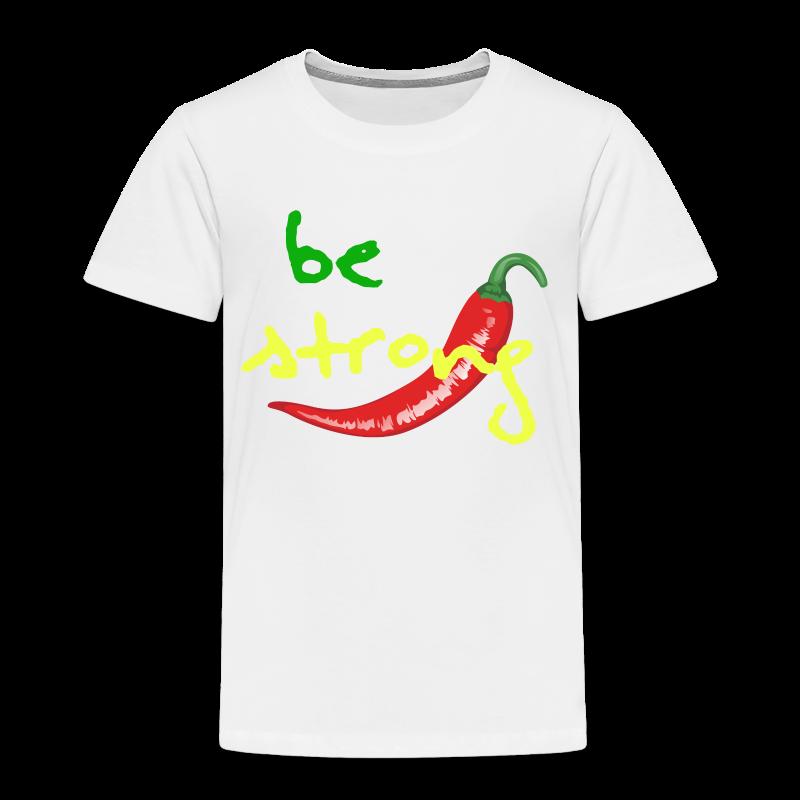 Chilli Collection - Premium T-skjorte for barn