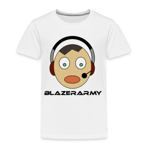 Blazerarmy Merch - Kinder Premium T-Shirt
