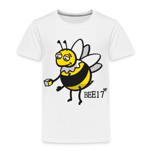 Teeny Tiny East End Bee - Kids' Premium T-Shirt