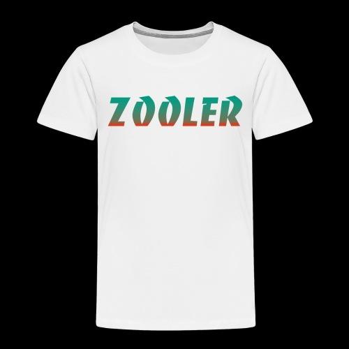 Zooler BANCO orange and green - T-shirt Premium Enfant