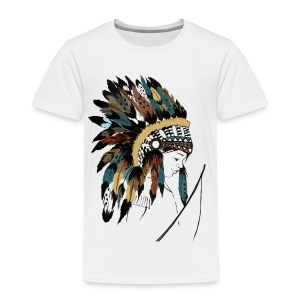 indian boy - T-shirt Premium Enfant