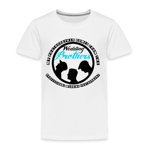 WeddingBrothers Germany Merchandise - Kinder Premium T-Shirt