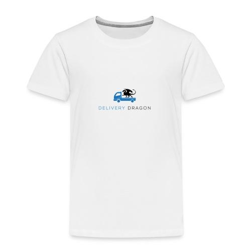 Delivery Dragon Logo - Kids' Premium T-Shirt